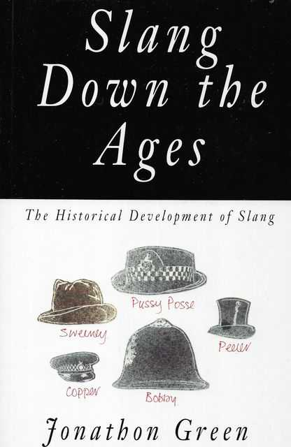 Image for Slang Down The Ages