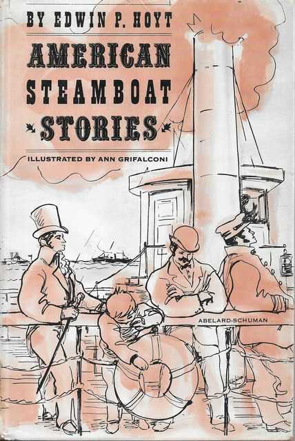 Image for American Steamboat Stories