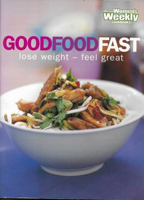 Image for Good Food Fast - Lose Weight - Feel Great
