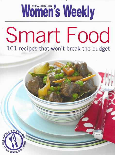 Image for Smart Food - 101 Recipes That Won't Break the Budget