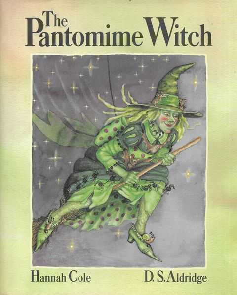 Image for The Pantomine Witch