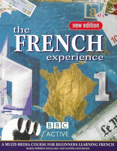 Image for The French Experience [New Edition] A Multi Media Course for Beginners Learning French