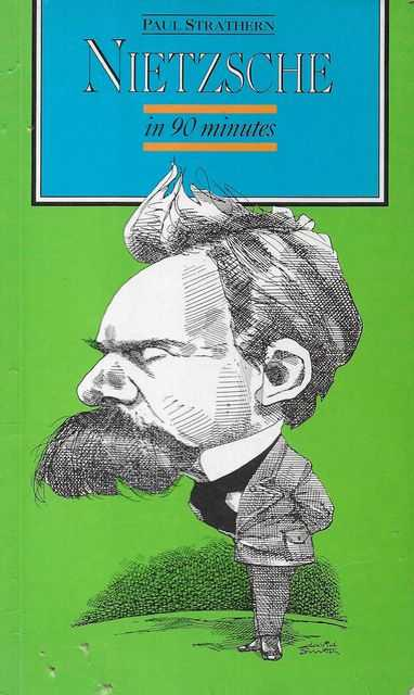 Image for Nietzsche in 90 Minutes