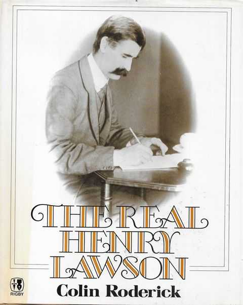 Image for The Real Henry Lawson
