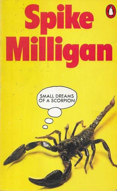 Image for Small Dreams of A Scorpion - Poems by Spike Milligan