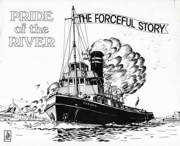 Image for Pride of the River: The Forceful Story