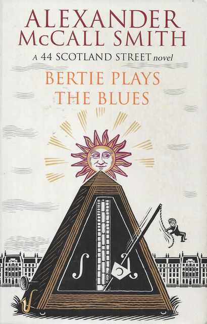 Image for Bertie Plays the Blues [A 44 Scotland Street Novel]