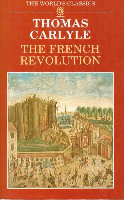 Image for The French Revolution [The World's Classics]