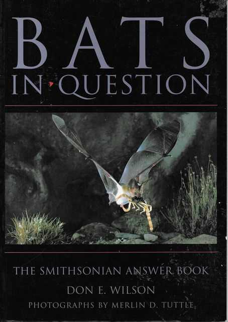 Image for Bats in Question: The Smithsonian Answer Book