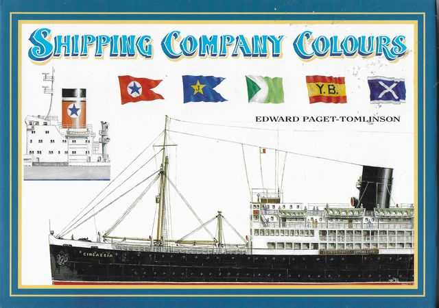 Image for Shipping Company Colours