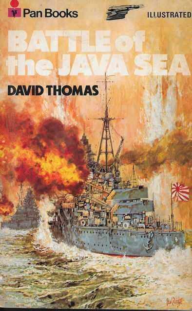 Image for Battle of the Java Sea [Illustrated]
