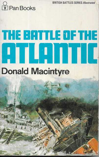 Image for The Battle of the Atlantic [British Battles Series Illustrated]