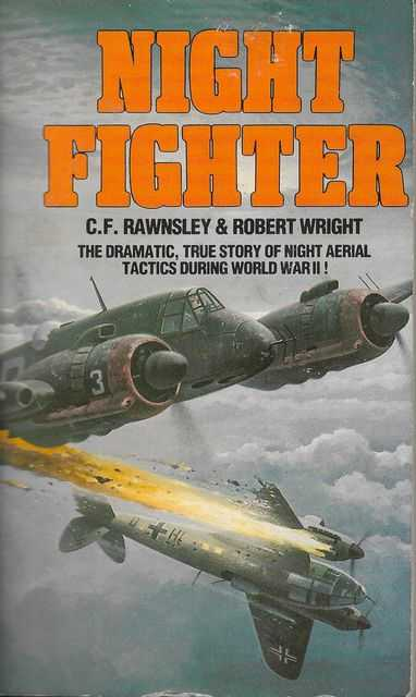 Image for Night Fighter: The Dramatic, True Story of Night Aerial Tactics During World War II
