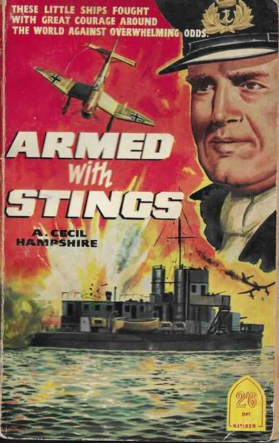 Image for Armed With Stings: The Saga of a Gunboat Flotilla