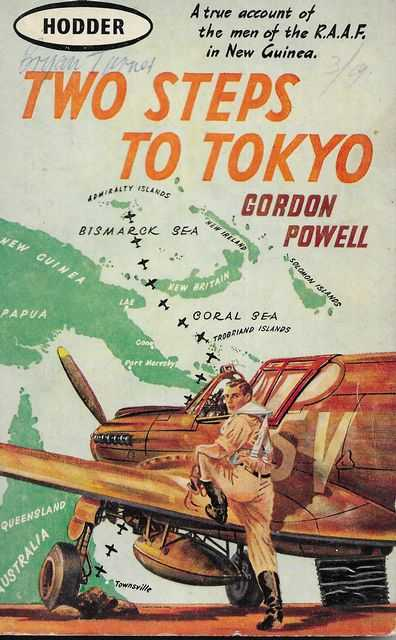Image for Two Steps To Tokyo: A Story of the RAAF in the New Guinea Theatre of World War II