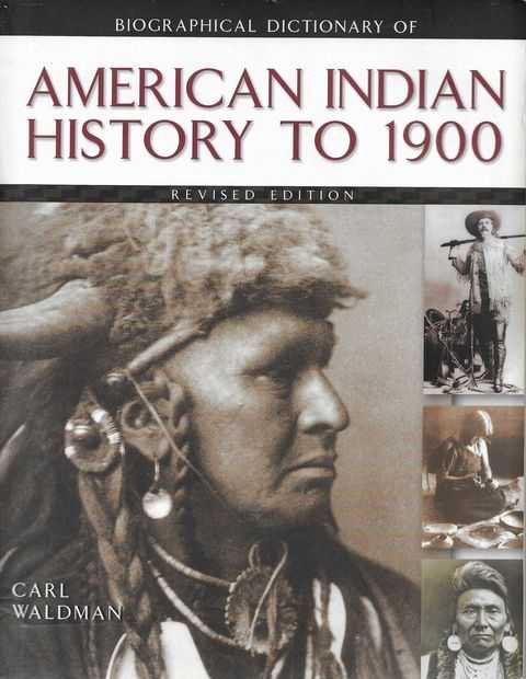 Image for Biological History of American Indian History to 1900