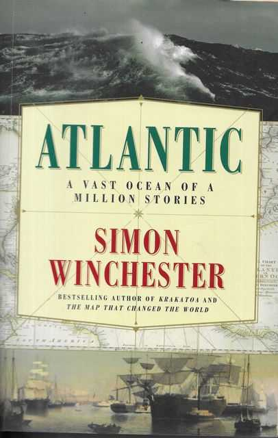Image for Atlantic: A Vast Ocean of a Million Stories