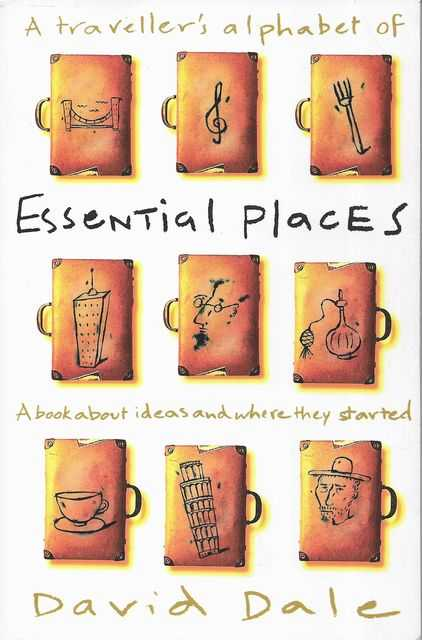 Image for A Traveller's Alphabet of Essential Places