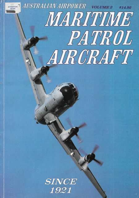 Image for Australian Airpower Volume 2: Maritime Patrol Aircraft Since 1921