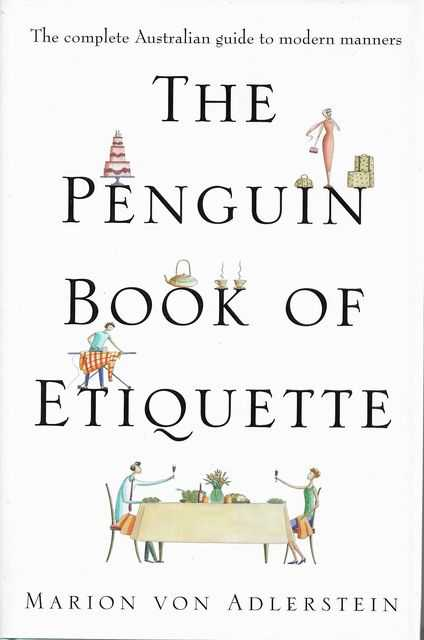 Image for The Penguin Book of Etiquette