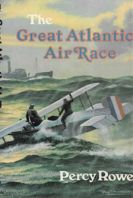 Image for The Great Atlantic Air Race