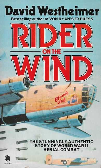 Image for Rider on the Wind: The Stunningly Authentic Story of World War II Aerial Combat