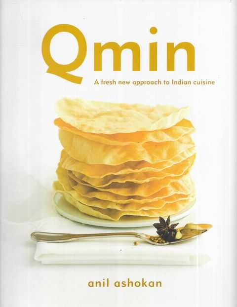 Image for Qmin: A Fresh New Approach to Indian Cuisine