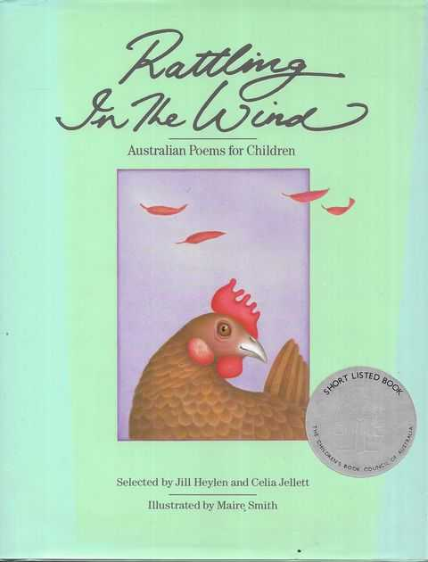 Image for Rattling In The Wind: Australian Poems or Children