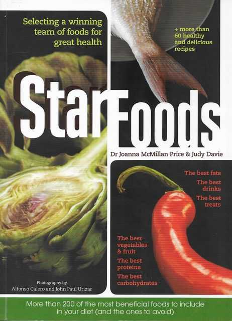 Image for Star Foods: Selecting A Winning Team of Foods for Great Health
