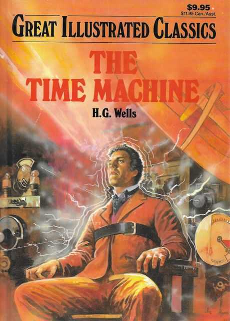 Image for The Time Machine [Great Illustrated Classics]