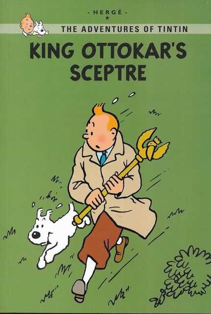 Image for The Adventures of Tin Tin: King Ottokar's Sceptre