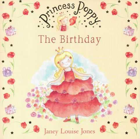 Image for Princess Poppy: The Birthday