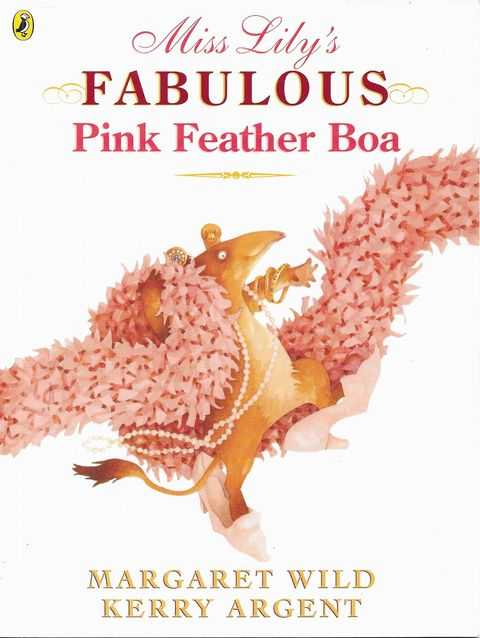 Image for Miss Lily's Fabulous Feather Boa [Kids Mini Book Collection]