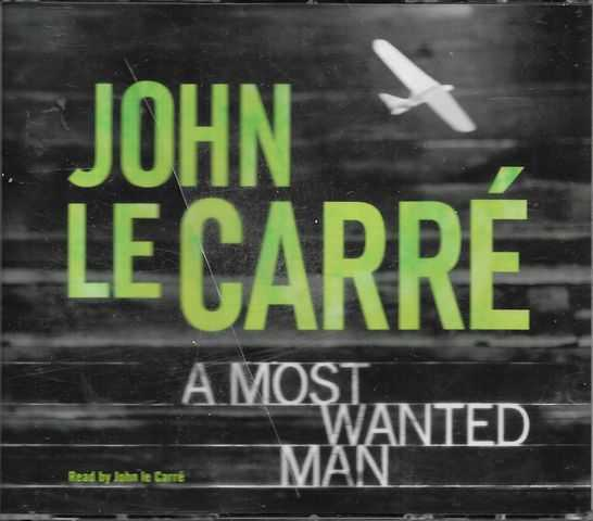 Image for A Most Wanted Man [5 CD's] [Read by John Le Carre]