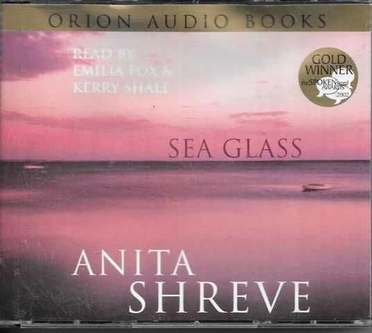 Image for Sea Glass [6 CD's] [Read by Emilia Fox & Kerry Shale]