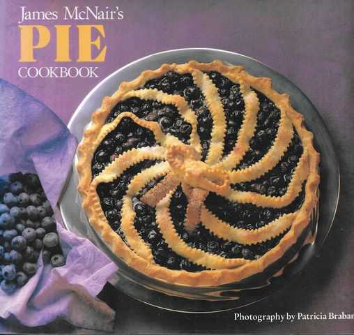 Image for James McNair's Pie Cookbook