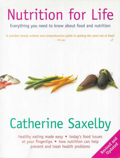 Image for Nutrition for Life: Everything you Need to Know About Food and Nutrition