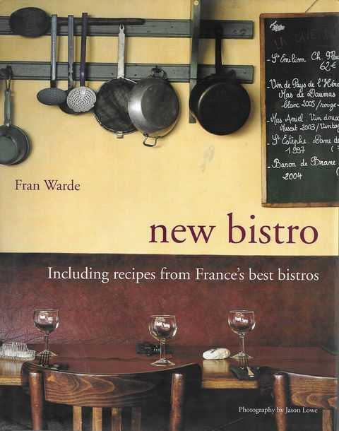 Image for New Bistro: Including Recipes from France's Best Bistros