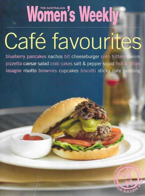 Image for Cafe Favourites