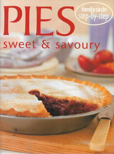 Image for Pies Sweet & Savoury [Family Circle Step-By-Step]