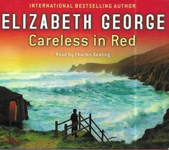Image for Careless In Red [10 CD's] Read by Charles Keating]