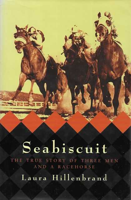 Image for Seabiscuit: The True Story of Three Men and a Racehorse