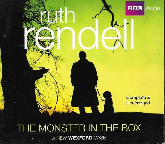 Image for The Monster In The Box [8 CD's] [Read by Nigel Anthony]