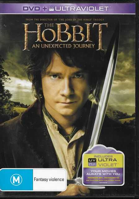 Image for The Hobbit: An Unexpected Journey [Starring Martin Freeman]