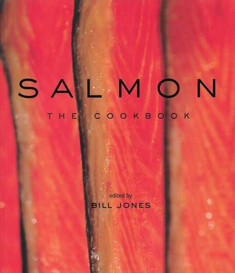 Image for Salmon The Cookbook