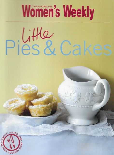Image for Little Pies & Cakes