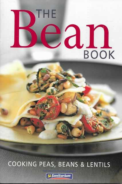 Image for The Bean Book: Cooking Peas, Beans & Lentils