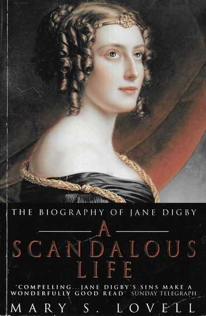 Image for A Scandalous Life - The Biography of Jane Digby el Mezrab