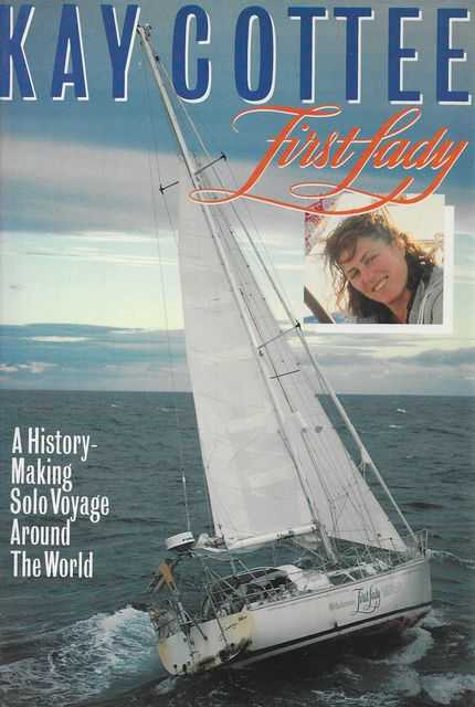 Image for First Lady: A History-Making Solo Voyage around the World