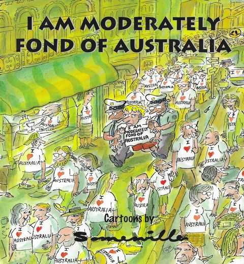 Image for I am Moderately fond of Australia